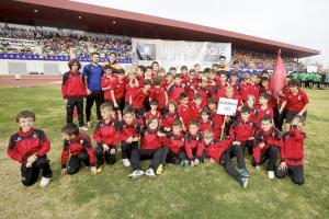 Alboraya U.D, escuela de fútbol referente en el Torneo Primer Toque!!!