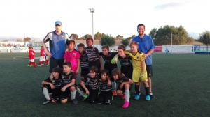 Escuela de Fútbol Gavà, club blaugrana en el 10º Torneo Primer Toque