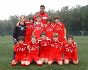 Desde Gerona al 11º Torneo Primer toque... Geieg!!!