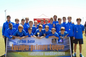 Presentamos la categoría Infantil de 2º año del 10º Torneo Primer Toque
