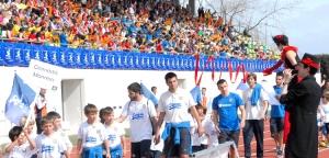 Gimnàstic Manresa, equipo con más participación de esta 10ª Edición