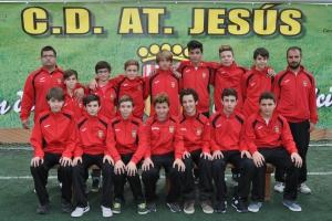 C.D ATLÉTICO JESUS, un nuevo equipo presente en el 10º Torneo Primer Toque