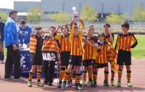 U.E SANT ANDREU, club catalán que nos visita con 6 equipos