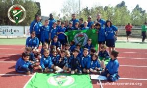 A.D Esperanza, club Madrileño presente en el 10º TORNEO PRIMER TOQUE