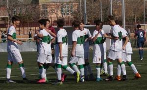 Desde alicante... Elche C.F a debutar en el Torneo Primer Toque!!!