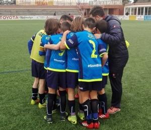 C.F Igualada!! Conjunto catalán debutante en el Torneo Primer Toque.
