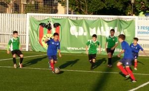 Desde Valencia nos visita Club Deportivo Malilla, club jóven con gran proyección