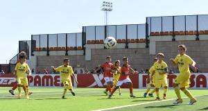 El Villarreal C.F a competir en prebenjamines e infantiles.